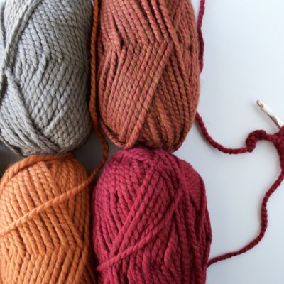 Wool-Ease Thick & Quick Round-Up