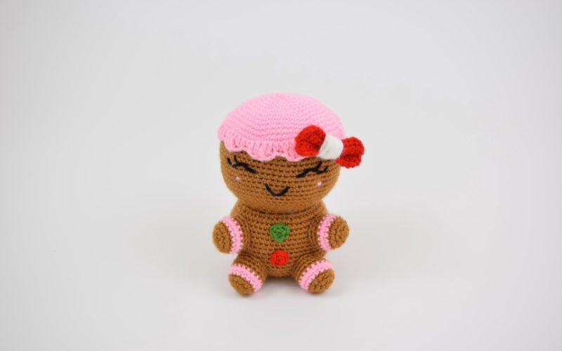 Charlie The Gingerbread Woman (Jumbo)