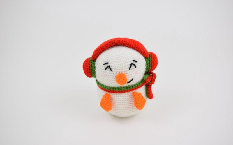 Casper The Snowman! (Jumbo)