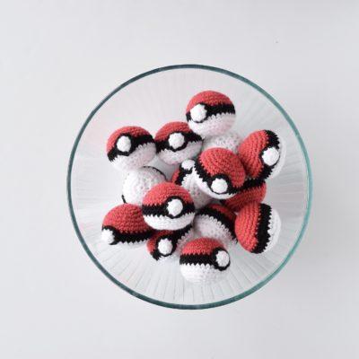Mini Pokeballs