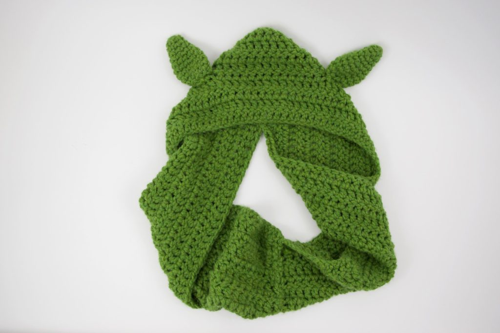 Yoda Scoodie Knot Bad