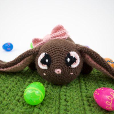Lee the Chocolate Bunny