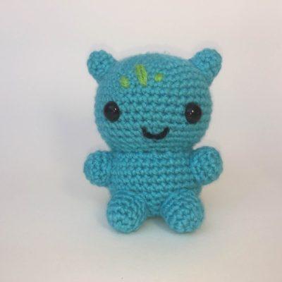 Crochet Bulbasaur