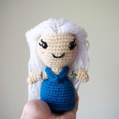Khaleesi Crochet Pattern