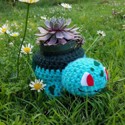 Bulbasaur Succulent Holder